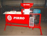 Quebradora y mezcladora de cereales eléctrica fija Pirro JP 2300E