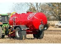Estercolera Fertec Tank De 12, 10, 8 Mil Litros
